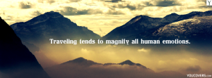Great Travel Quotes Cover Photos