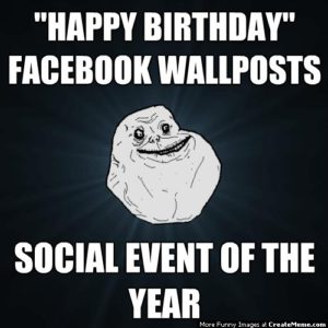 Happy Birthday Meme Facebook