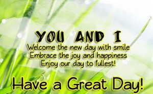 Have a Great Day Card Images