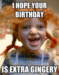 Hilarious Funny Happy Birthday Memes