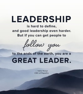 Indra Nooyi Leadership Quotes Images