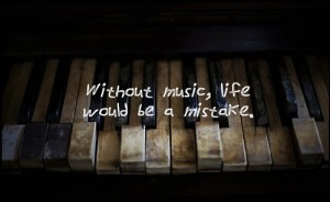 Inspiring Music Quotes Images