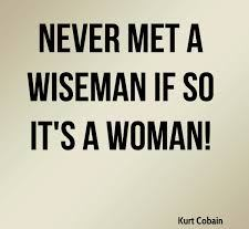 Kurt Cobain Quotes on Women