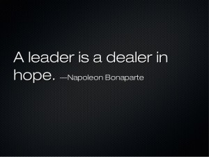 Leadership Quotes Forbes by Napolean