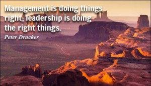 Leadership Quotes by Peter Drucker Instagram