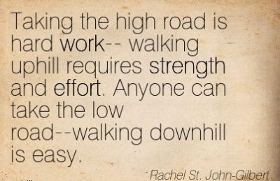 Motivational Life Quotes about Roads