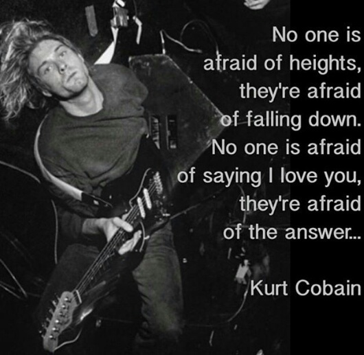amazing kurt cobain quotes