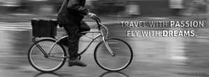 Passionate Travel Cover Photos with Quotes