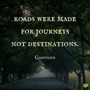 Quotes about Road by Confucious