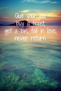RunAway Travel Quotes