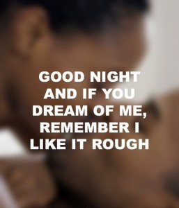 Sexy Good Night Meme for Her Images