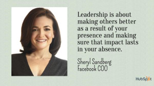 Sheryl Sandberg Leaadership Quotes IMages