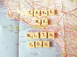 Sweet Love Quotes about Travel