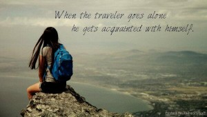 The Beach Quotes Traveling Alone