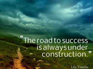 The Road to Success Quotes