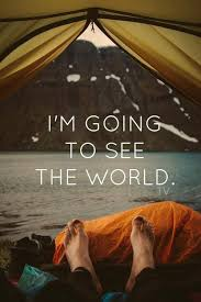 Traveling the World Alone Quotes