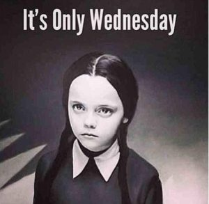 Wednesday Addams Meme