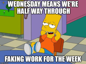 Wednesday Meme Work