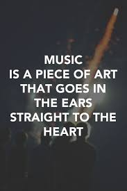music quote about music