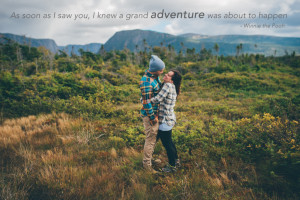 travel quote with boyfriend
