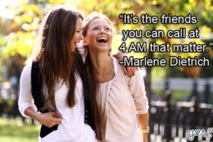 4 AM BFF Quote