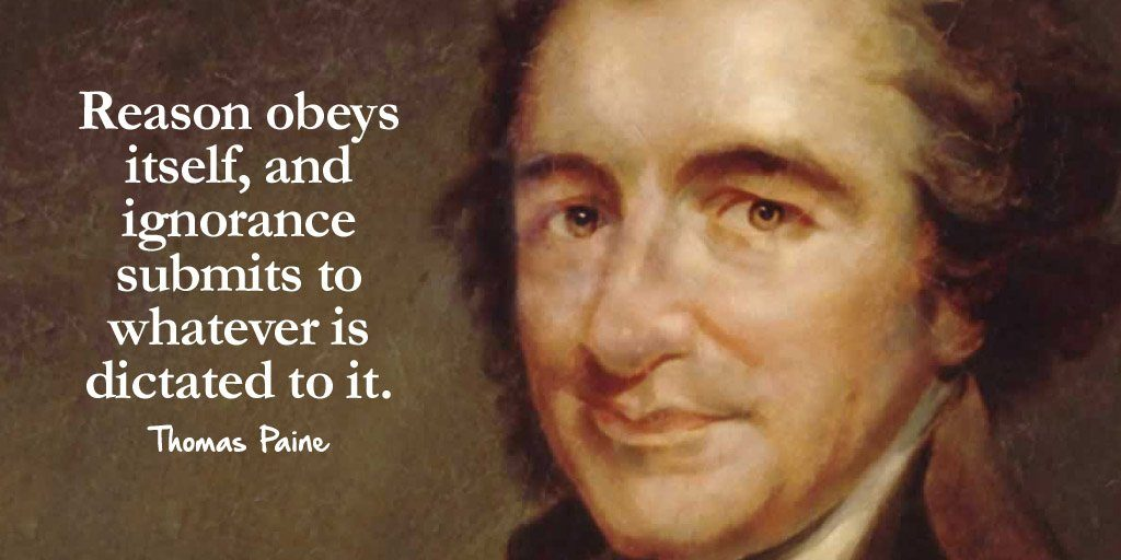 Best Thomas Paine Quotes images