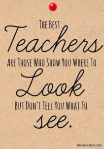 Encouragement for Teachers Quotes