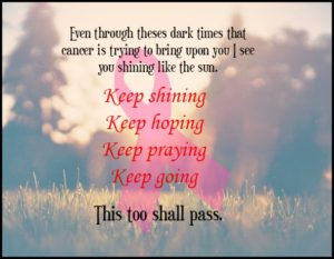 Encouraging Quotes for Cancer Patients
