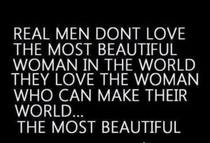 Encouraging quotes for Men about Love