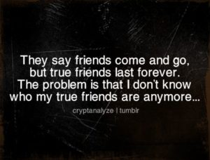 Fake BFF Quotes
