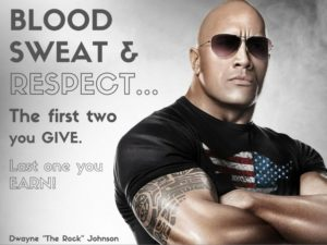 Famous Encouraging Quotes by Rock