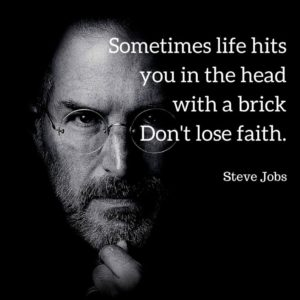 Famous Encouraging Quotes by Steve Job