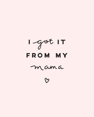 Happy Mother's Day Quotes from Daughter