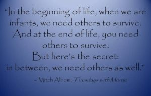 Popular Tuesdays with Morrie Quotes
