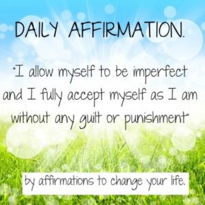 Positive Affirmations for Peace of Mind
