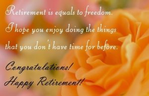 Best Retirement Wishes for Colleagues