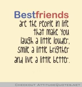 Quotes for BFF