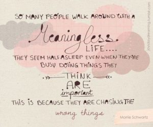 Quotes from Tuesdays with Morrie book
