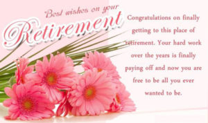 Best retirement wishes for colleagues retirement well wishes retirement card messages and wishes m4hsunfo