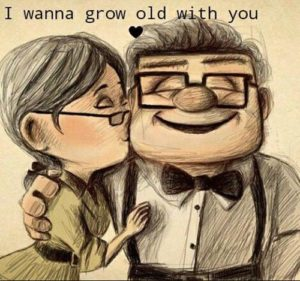 Cute Animated Couple Quote