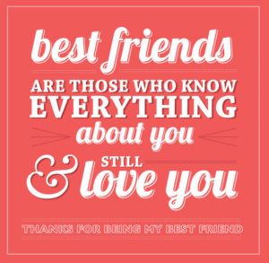 pictures of bff quotes