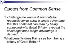 quotes from thomas paine common sense