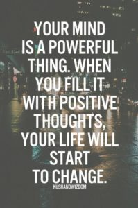 Best Quotes about positive thinking