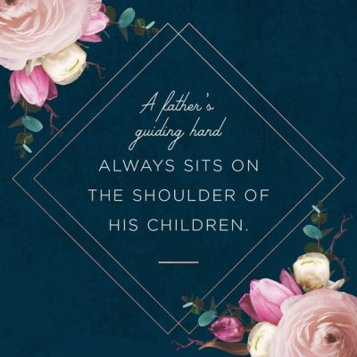 Condolences Image For Loss Of A Father