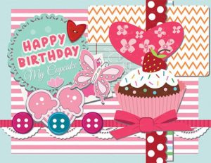 Cute Happy Birthday Images Card