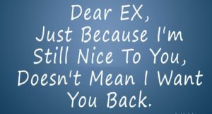 Forgetting an Ex Boyfriend Quotes