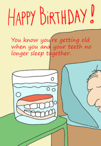 Funny Happy Birthday Images for Friends