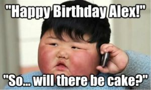Funny Happy Birthday Images for Him