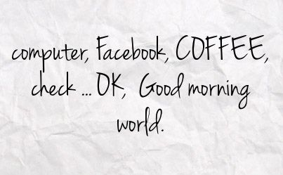Good Morning Funny Quotes for Facebook