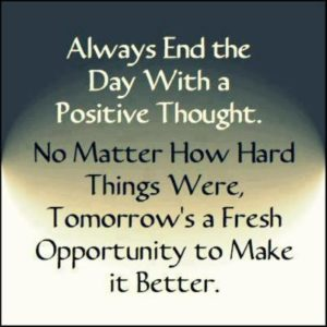 Good Quotes about Positive Thinking
